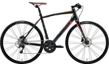 Merida Speeder 400 Black/Red 54cm/M-L