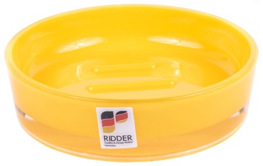 Ridder Soap Tray Disco Yellow