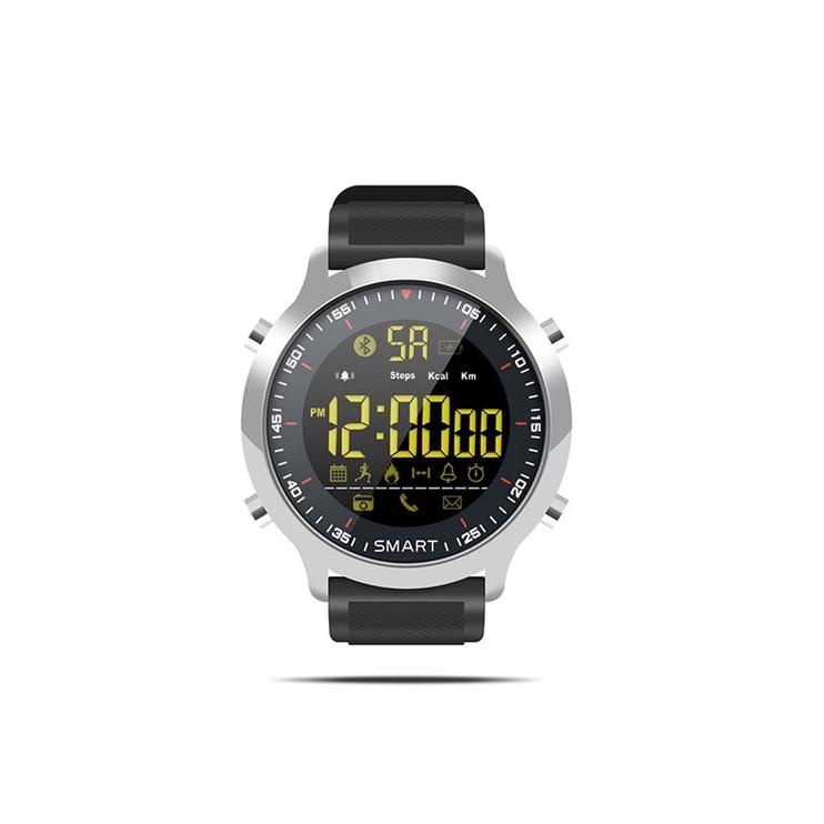 Išmanusis laikrodis Sponge Surfwatch, juodas