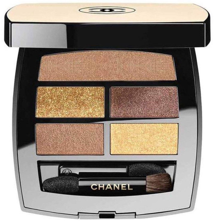 Chanel Les Beiges Healthy Glow Natural Eyeshadow Palette 4.5g Deep