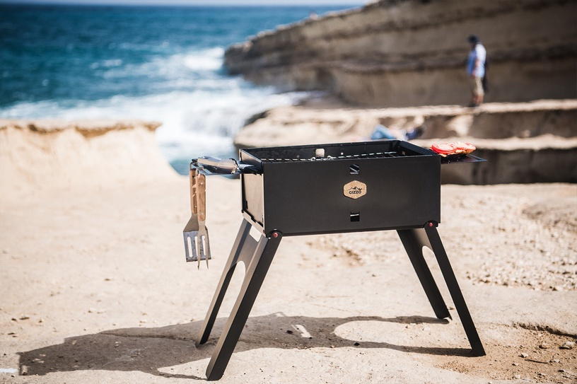 Gizzo Grill Starter Set