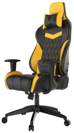 Gamdias Achilles E2-L Gaming Chair Black/Yellow