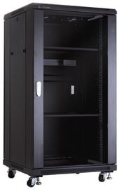 "Linkbasic Floor-Standing Cabinet 19"" 22U 600x800mm"