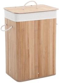 Songmics Cloth Basket 40x30x60cm Bamboo
