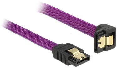 Delock Cable SATA / SATA Purple 1m