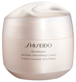 Sejas krēms Shiseido Benefiance Smoothing Cream, 75 ml