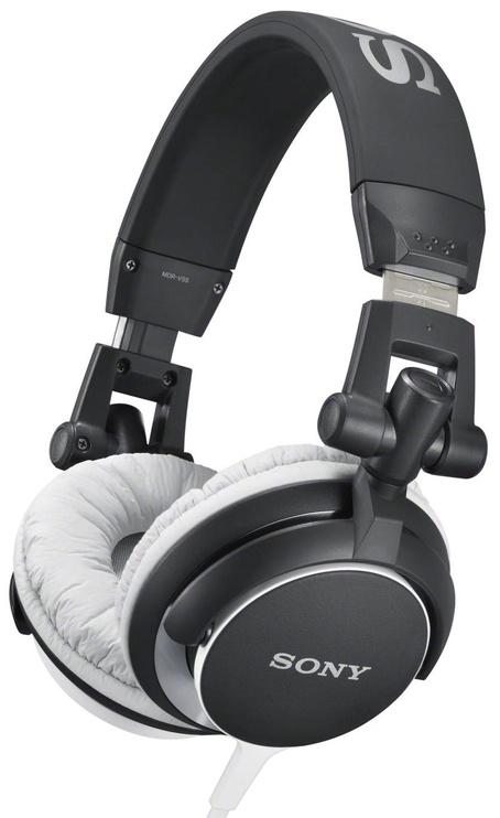 Ausinės Sony MDR-V55/B Black