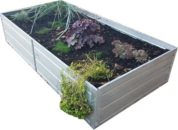 Klasika Raised Bed Garden 1500x750x300mm