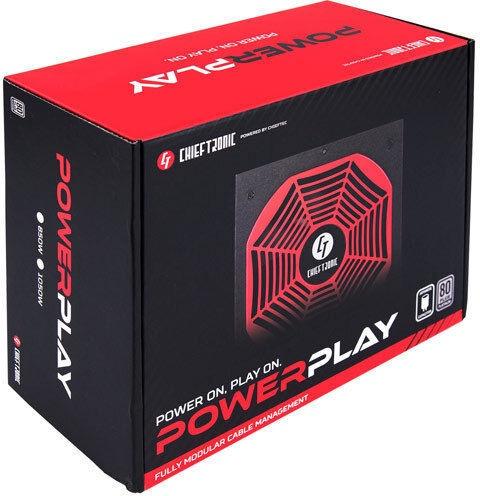Chieftec PowerPlay PSU 850W