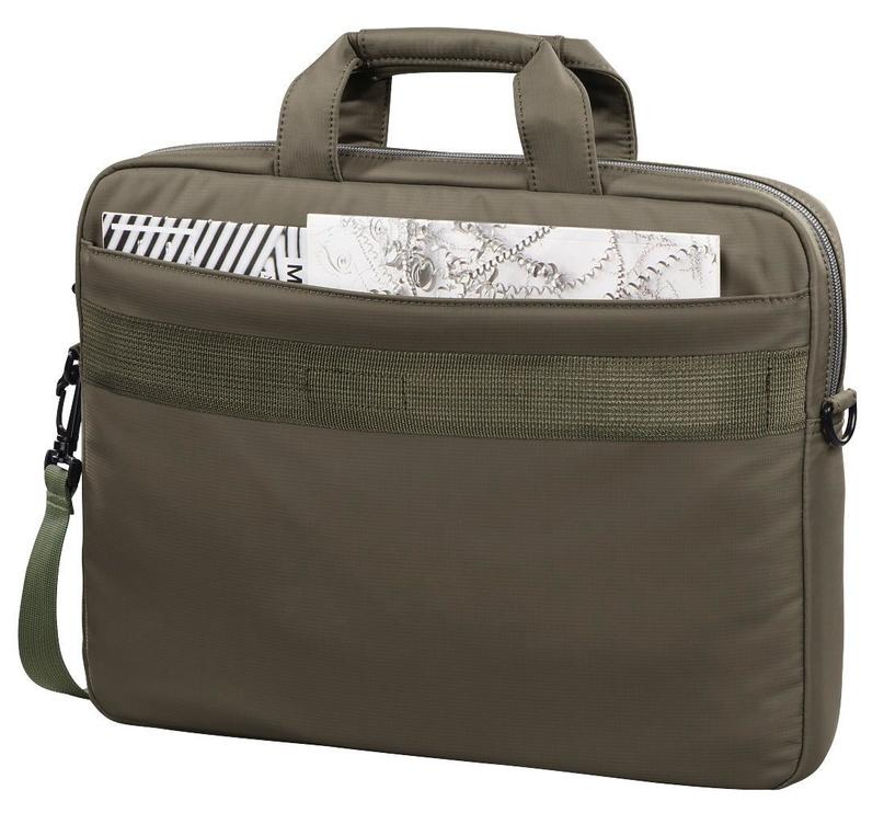 Сумка для ноутбука Hama, зеленый, 13.3″