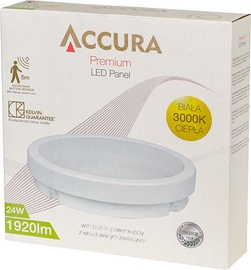 Accura ACC3076 LED Panel 24W With Sensor A+