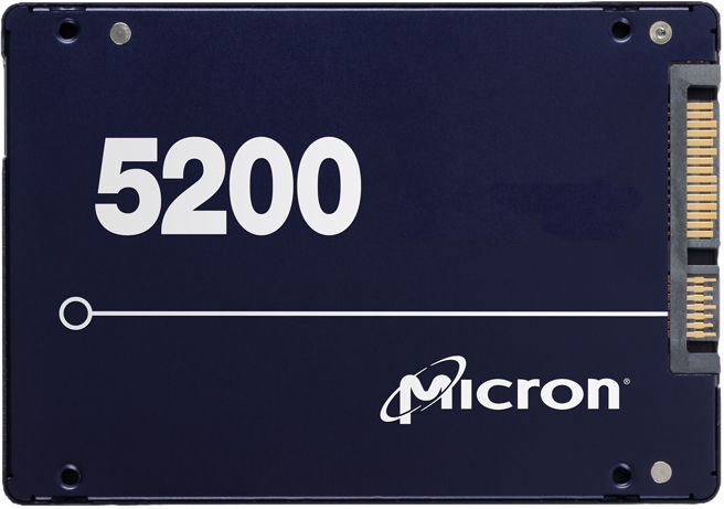 "Micron 5200 Series 480GB TCG 2.5"" SSD MTFDDAK480TDN-1AT16ABYY"