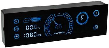 Lamptron CR430 LED and Fan Control Blue/Black