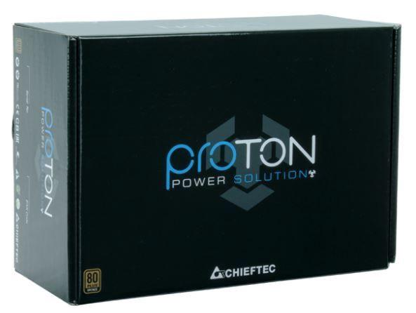 Chieftec ATX PSU Proton Series 500W