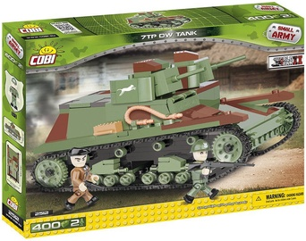 Cobi Small Army WW2 7TP DW Tank 2512