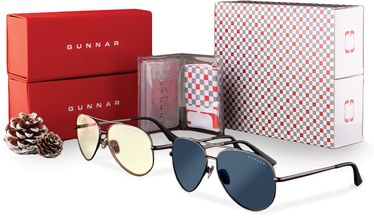 Gunnar Optiks Maverick Holiday Bundle Amber / Sunglasses