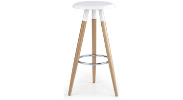 Halmar H-50 Bar Stool White