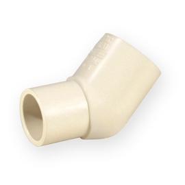 Alkūnė PVC-C, Nibco 4706-805, 1/2IN x 45° klijuojamas vidus/išorė