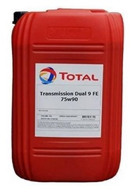 Масло для трансмиссии Total Traxium Dual 9 FE 75W - 90, для трансмиссии, для легкового автомобиля, 20 л