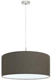 Eglo Pasteri Ceiling Lamp 60W E27 Brown/Nickel