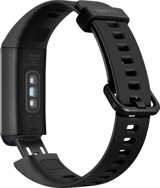 Išmanioji apyrankė Huawei Band 4, juoda