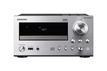 Onkyo CR-N765S  Network CD Receiver Silver