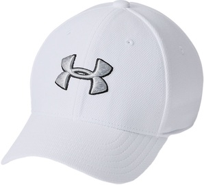 Under Armour Blitzing 3.0 Cap 1305457-100 White S/M