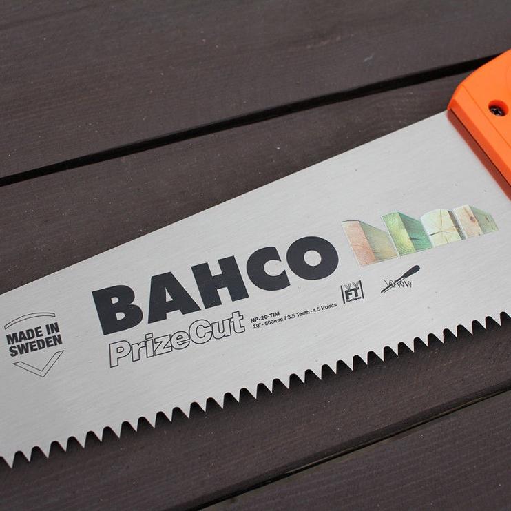Bahco PrizeCut NP-20-TIM Saw 500mm