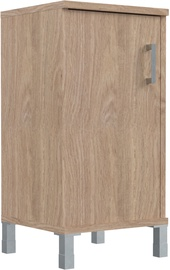Skyland Cabinet B 411.2 47.5x45x92cm Right Devon Oak