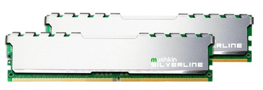 Mushkin Enhanced Silverline 16GB CL15 2133Mhz DDR4 Kit Of 2 MSL4U213FF8GX2