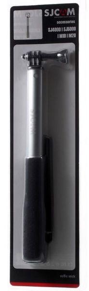 SJCam Original SJ4000 SJ5000 J6 J7 M10 M20 Universal Selfie Stick Silver