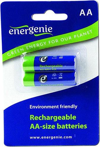 EnerGenie EG-BA-AA26-01 Ni-MH Rechargeable Batteries 2pcs
