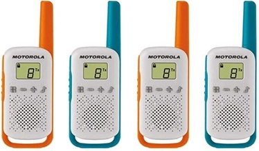Motorola T42 QUAD Walkie talkie