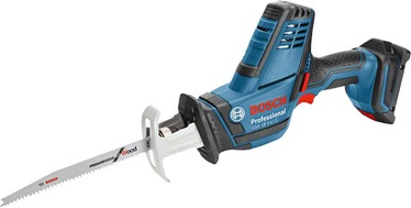 Bosch GSA 18 V-LIC Solo L-Boxx Cordless Sabre Saw without Battery