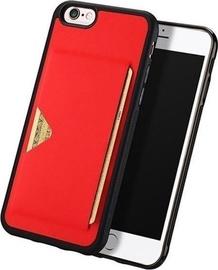 Dux Ducis Pocard Series Premium Back Case For Apple iPhone 6/6s Red