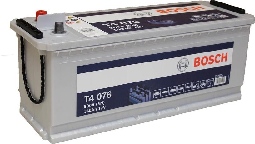 Аккумулятор Bosch, 12 В, 140 Ач, 800 а