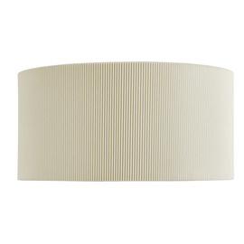 Klasikinis sieninis šviestuvas Searchlight Drum Pleat 3462-2CR, 2 x 7W E14