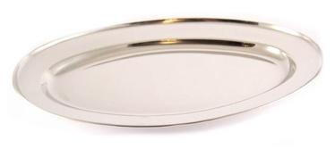 Sharda Oval Serving Tray 35cmx0.5mm