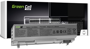 Аккумулятор для ноутбука Green Cell DE09PRO, 5.2 Ач, Li-Ion