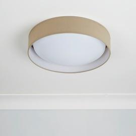 Lubinis širminis šviestuvas Searchlight Modern 9371-37BR, 1 x 18W LED