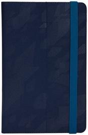 """Case Logic CBUE-1208 Surefit Folio for 8"""" Tablets Dress Blue 3203705"""
