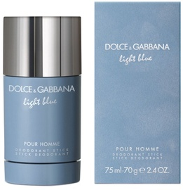 Vyriškas dezodorantas Dolce & Gabbana Light Blue Pour Homme, 75 ml