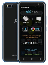 AllView A10 Plus Grey