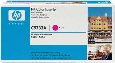 Lazerinio spausdintuvo kasetė HP LaserJet C9733A MAGENTA