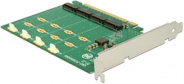 Delock PCIe To 4x Internal M.2