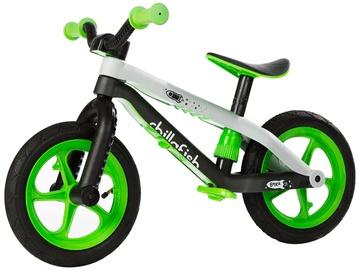 Vaikiškas dviratis Chillafish BMXie Balance Bike Green