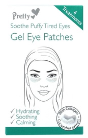 Pretty Smooth Soothe Gel Eye Patches 4pcs