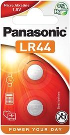 Panasonic Micro Alkaline LR44 2ps