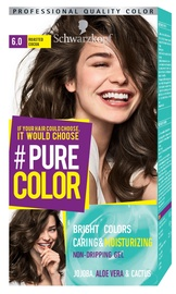 Schwarzkopf Pure Color Hair Color 6.0 Roasted Cocoa