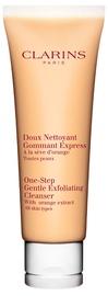 Makiažo valiklis Clarins One Step Gentle Exfoliating Cleanser, 125 ml